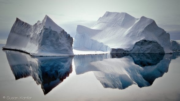 Icebergs South of the Antarctic Circle-1