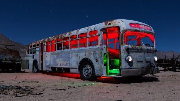 Timothy Little Header 2 GM Bus