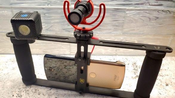 Smartphone Rig