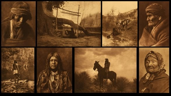 On Photography: Edward Sheriff Curtis, 1868-1952