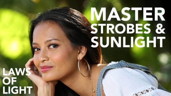 4 Steps Every Photographer Should Know To Master Strobe and Sunlight - youtube