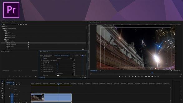 Lens Distortion Removal - Adobe Premiere Pro