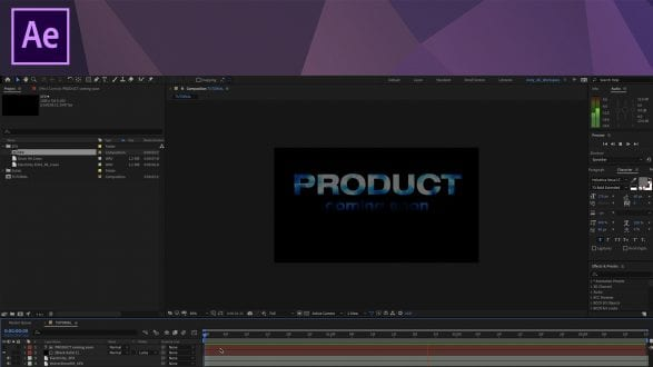 After Effects Tutorial - Track Matte