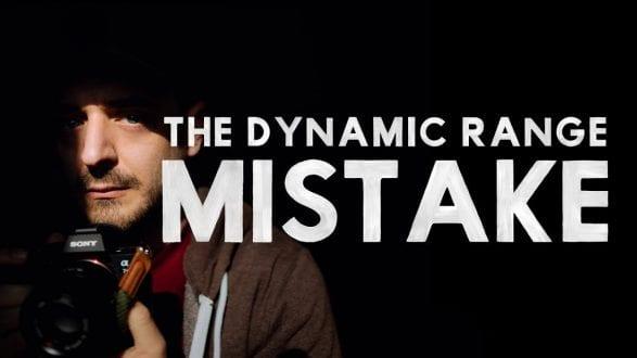 CHIAROSCURO — The Dynamic Range Mistake - youtube