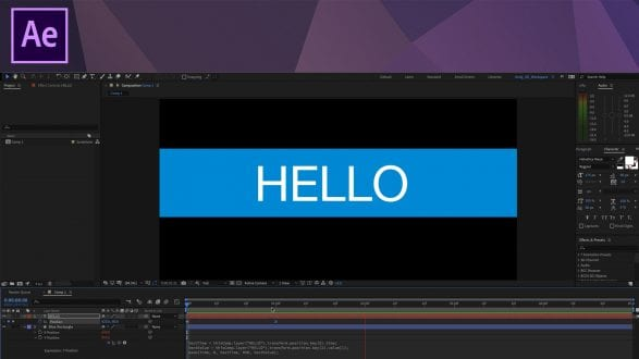 Key Attribute Expressions in After Effects