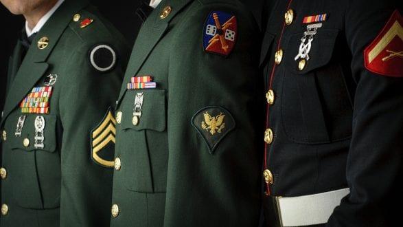 Veterans Day Levi Sim