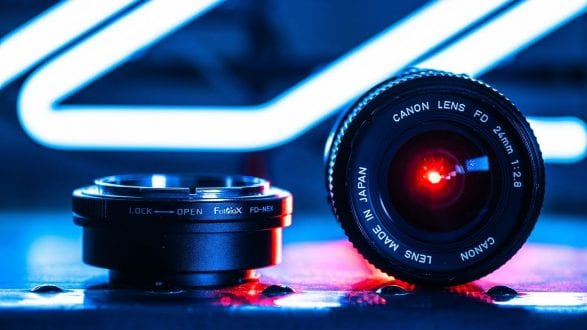 Vintage Lenses - How to Adapt Affordable Lenses to ANY Camera - youtube