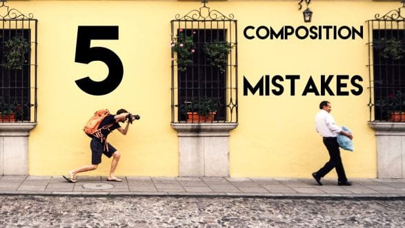 The 5 Biggest Photography COMPOSITION Mistakes! - youtube
