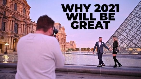 Why 2021 Will Be GREAT For WEDDING PHOTOGRAPHERS - youtube