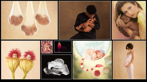 On Photography: Anne Geddes, 1956-present