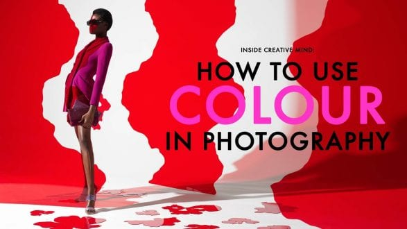 5 TIPS on how to use COLOUR in fashion & creative photography - youtube