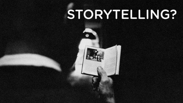 IS PHOTOGRAPHY STORYTELLING? - youtube