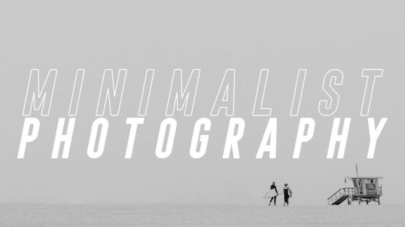 Minimalist Photography Tutorial (Using Negative Space) - youtube