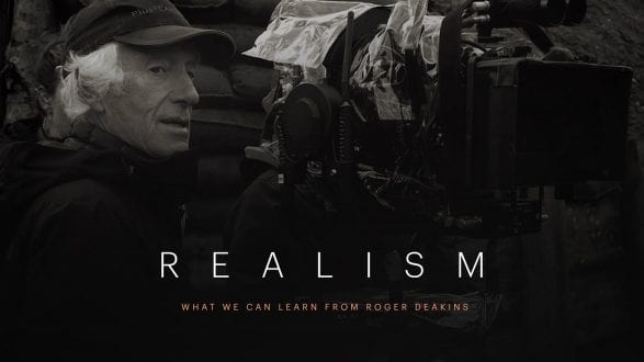 Realism / What We Can Learn From Cinematographer Roger Deakins - youtube