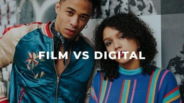 Shooting Fashion Portraits on Film vs Digital (Mamiya RZ67 & Sony A7iii) - youtube