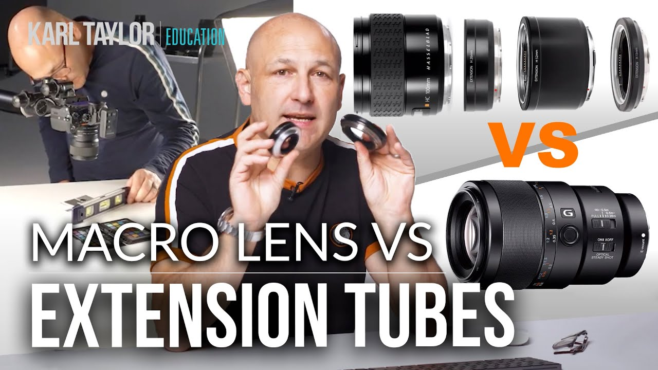 How CHEAP Extension Tube Photography Compares to EXPENSIVE Macro Lenses - youtube
