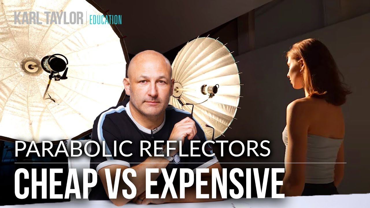 Parabolic Reflectors Compared - Budget vs Expensive - youtube