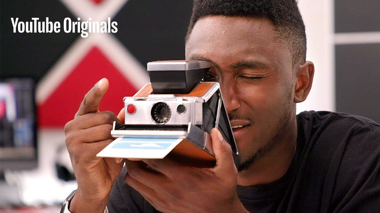 RETRO TECH: POLAROID - youtube