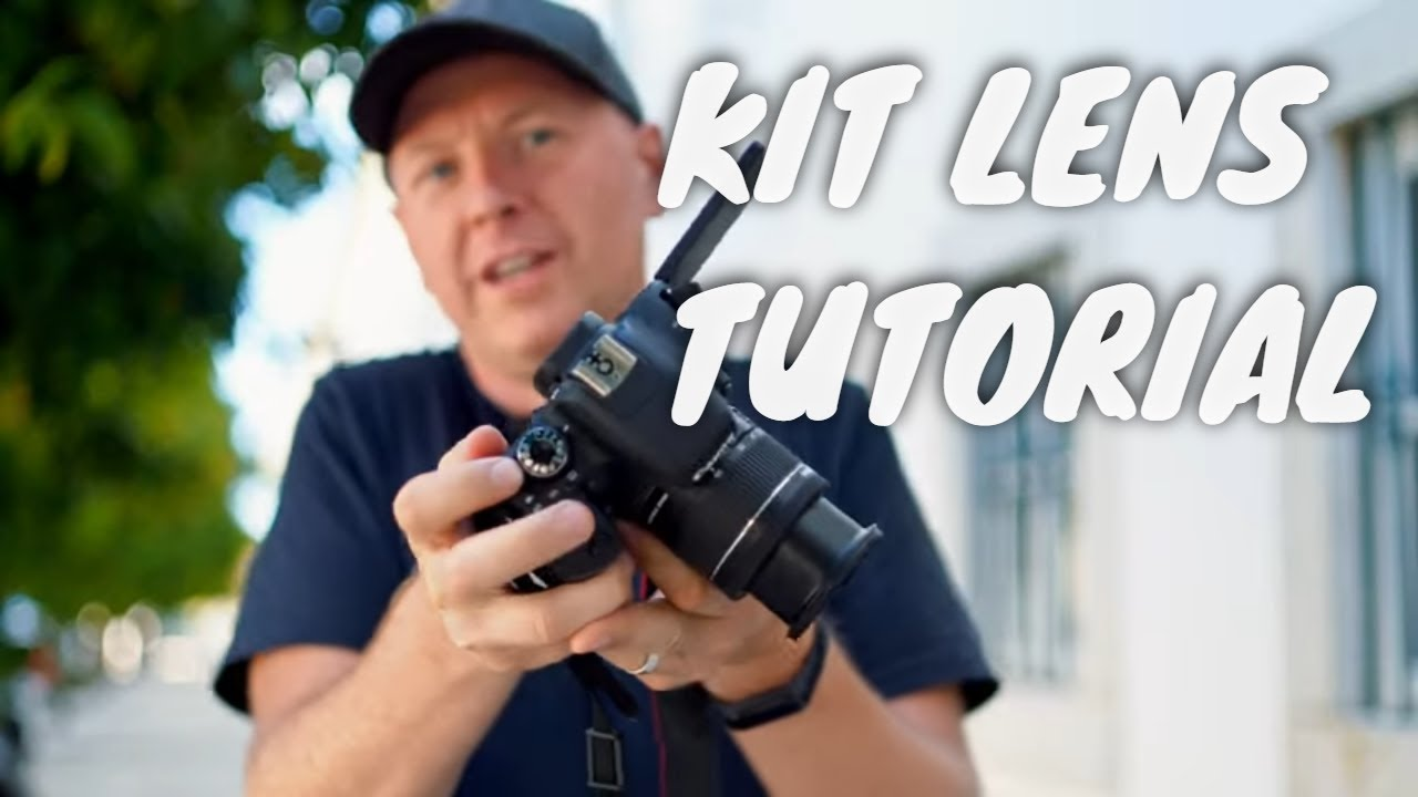 Stunning Photos With A Kit Lens: Simple Tips for Everyone - youtube