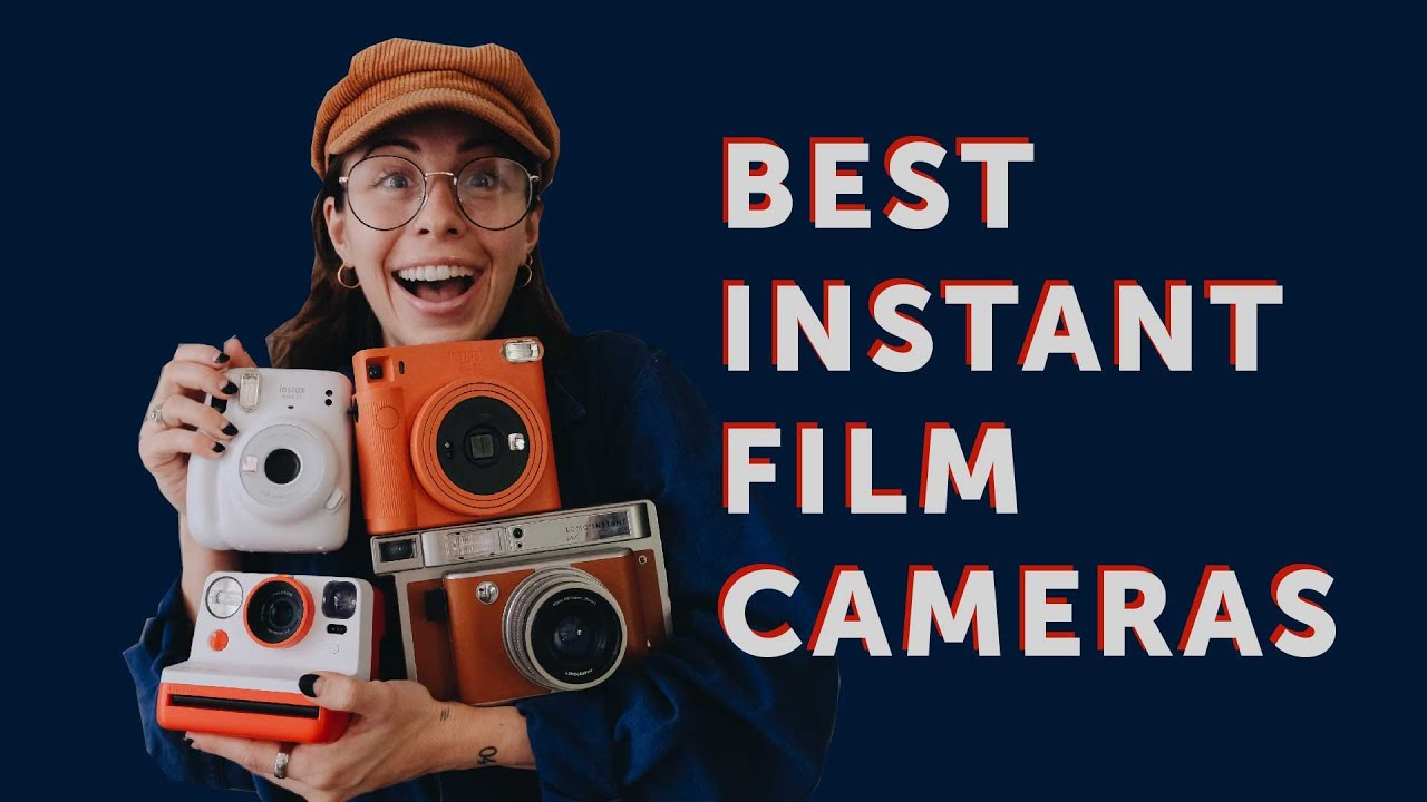 The Best Instant Film Cameras in 2021 - youtube