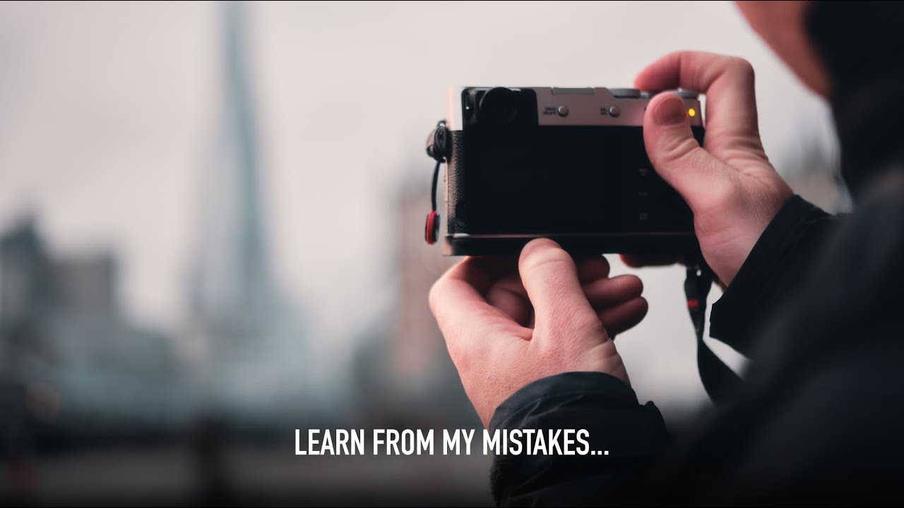 5 Bad Street Photography Habits - youtube