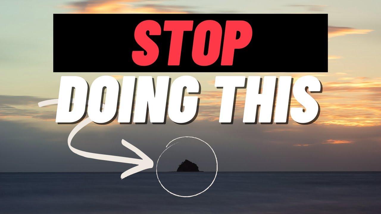 5 Traps to Avoid Taking BORING Landscape Photos - youtube