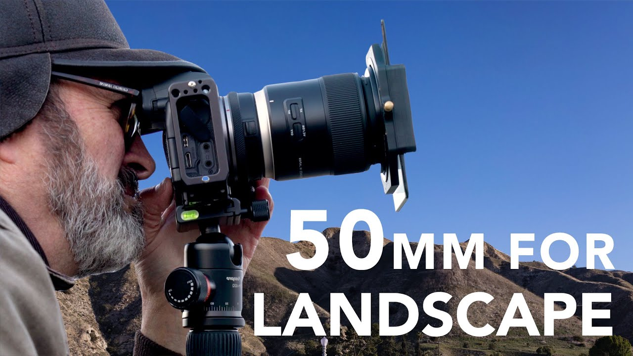 50mm Lens Is All You Need For Landscape Photography - youtube