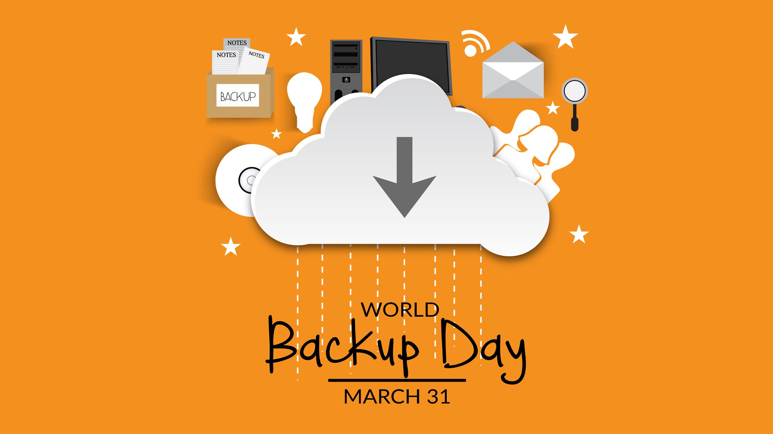 Featured image-World Backup Day