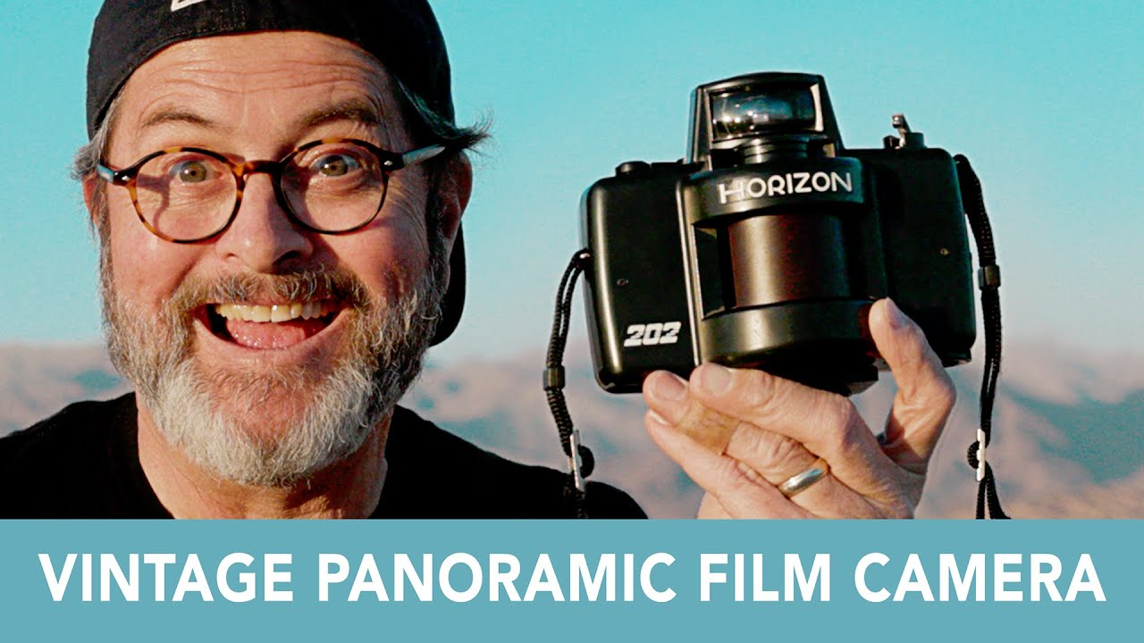 Great Film Photography With Cheap Panoramic Camera - youtube