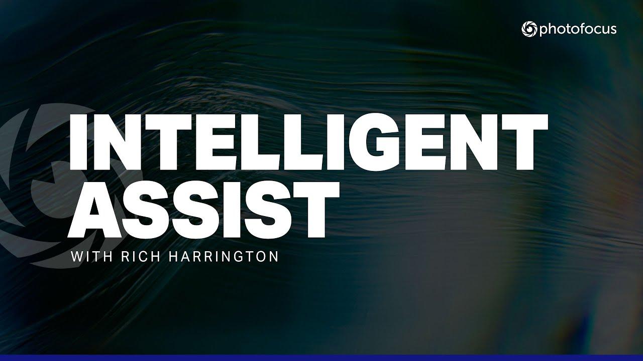 Intelligent Assist | EP01 | Richard Kerris —NVIDIA (AI + Photography) - youtube