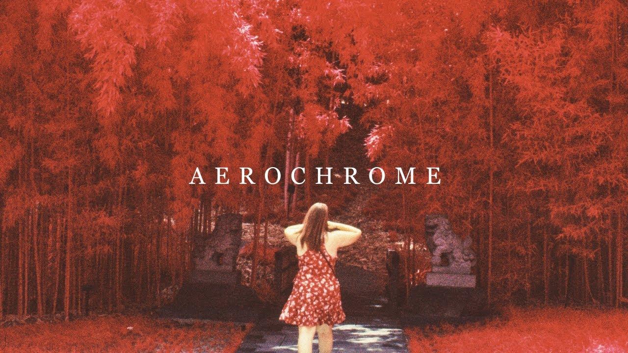 Kodak Aerochrome - youtube