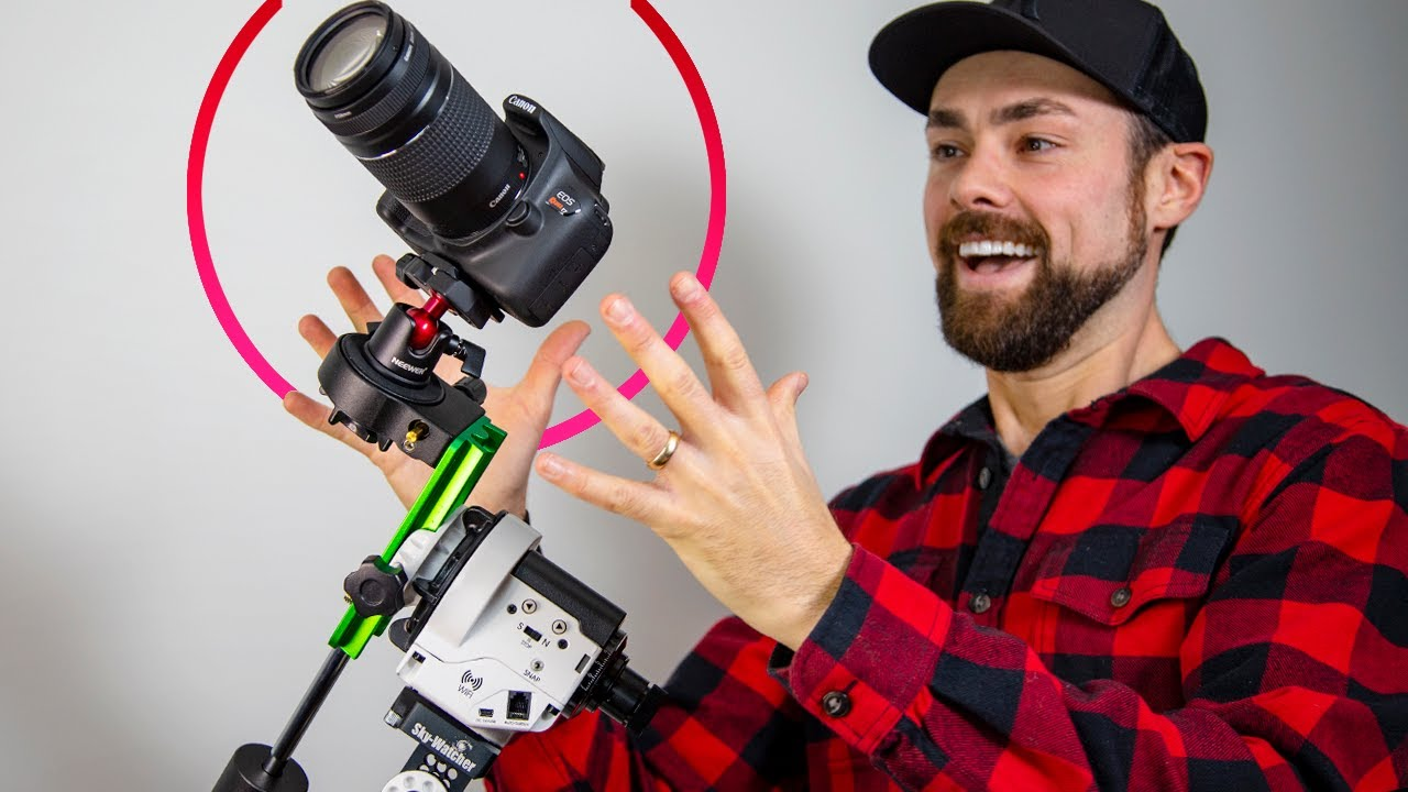 My CHEAP Astrophotography Kit for DEEP SPACE! - youtube