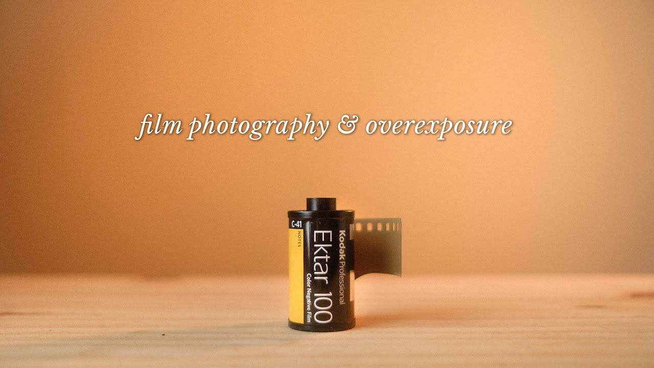 Should you overexpose your film photos? - youtube