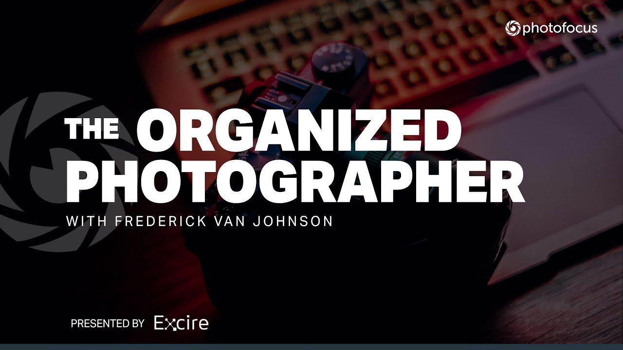 The Organized Photographer | EP01 | Troy Miller + Mark T. Fuccio - youtube