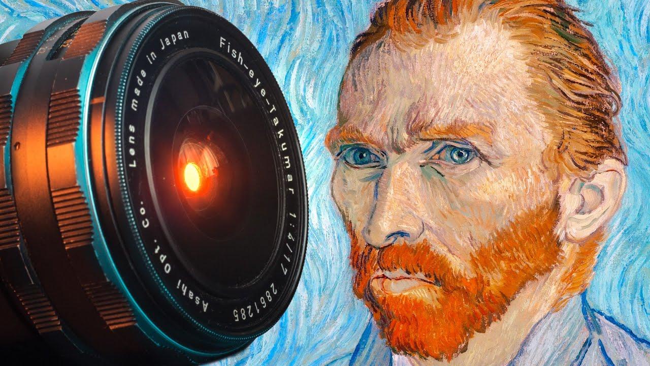 The Weird Van Gogh Lens - youtube