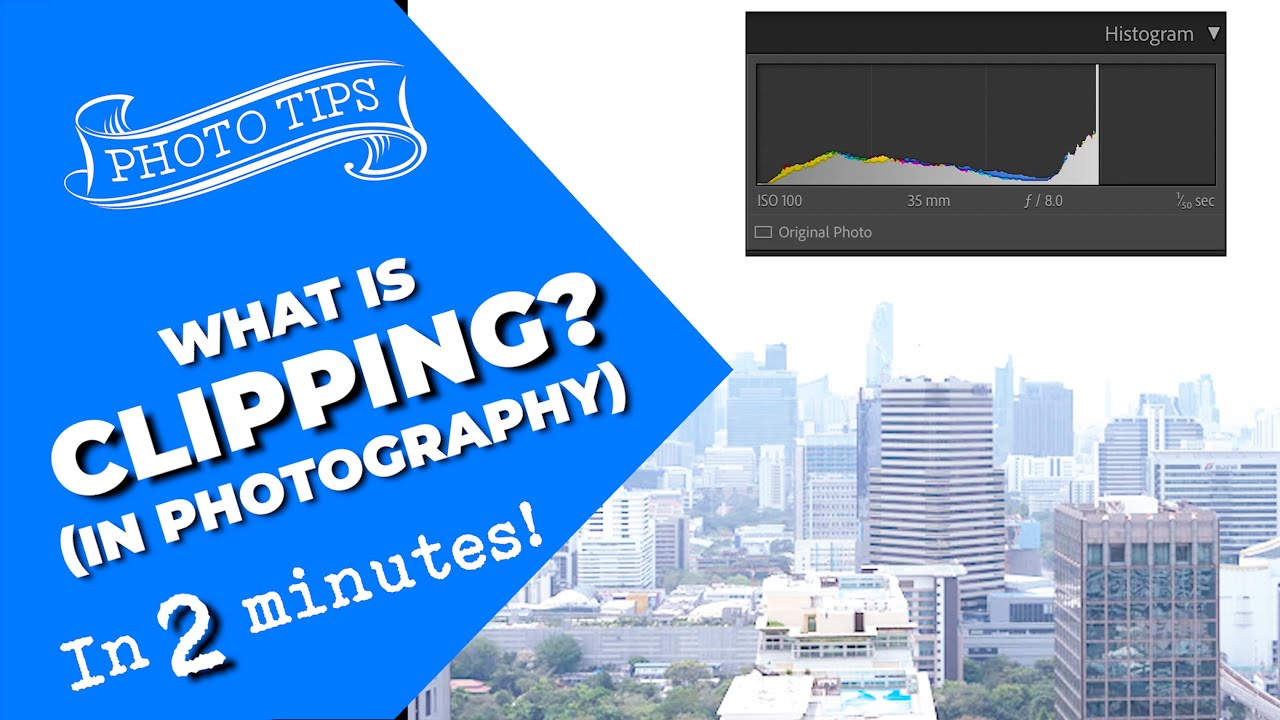 What is clipping? - (in photography) - youtube