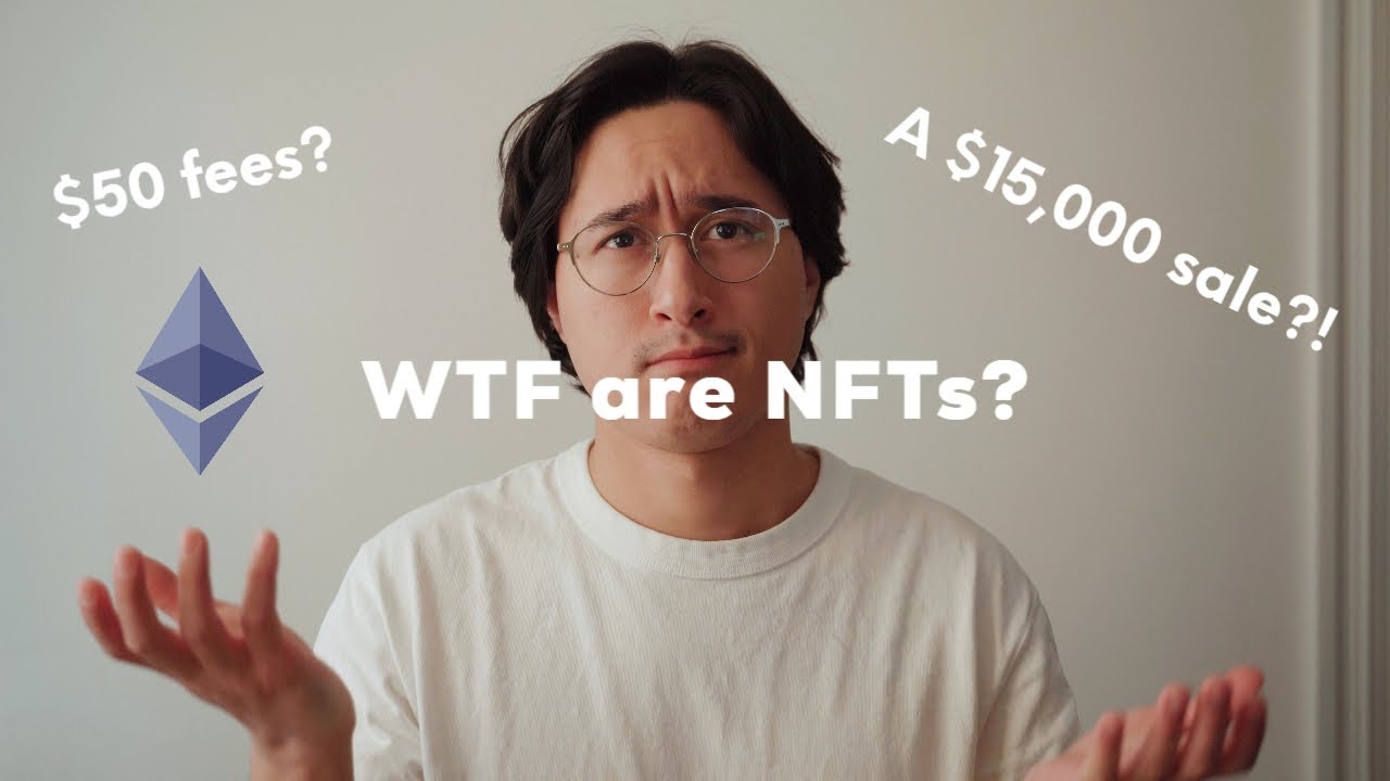 What the hell are NFTs? (A Photographer's Experience) - youtube