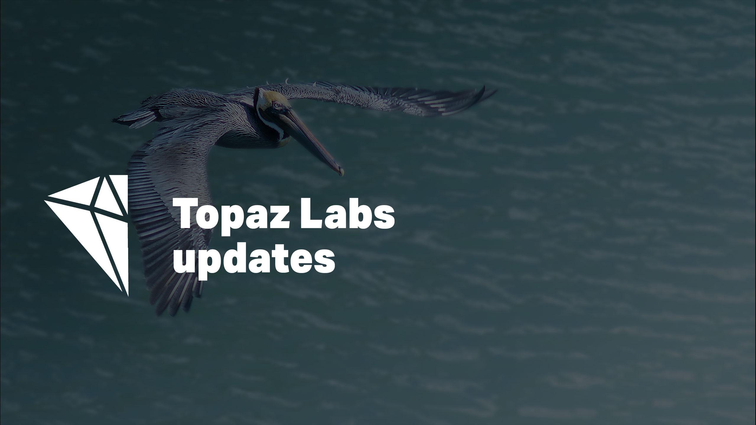topaz-updates
