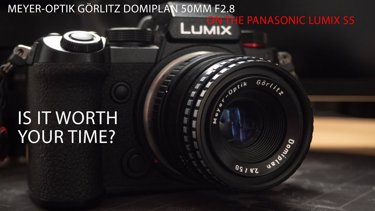 Can a $30 Vintage Lens Cut It In 2021? Meyer Optik Gorlitz Domiplan 50mm F2.8 Review - youtube