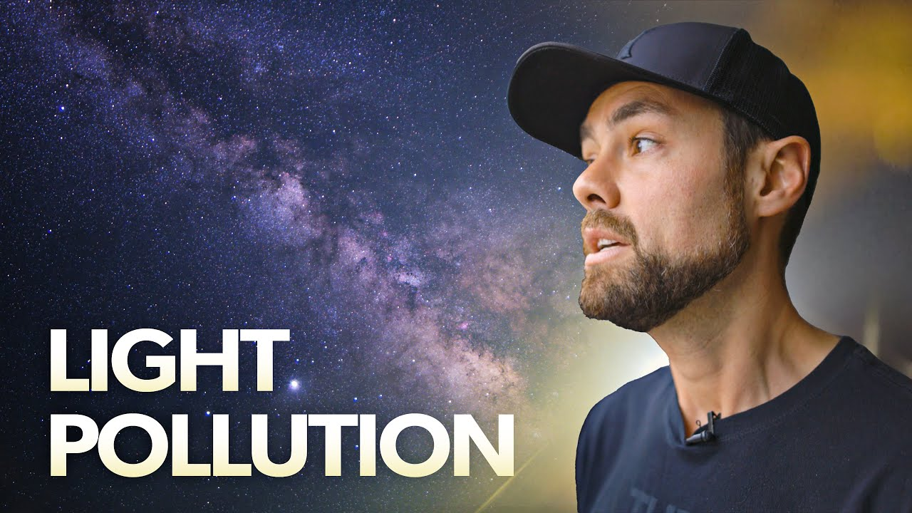 Light Pollution is Ruining our Night Sky - youtube