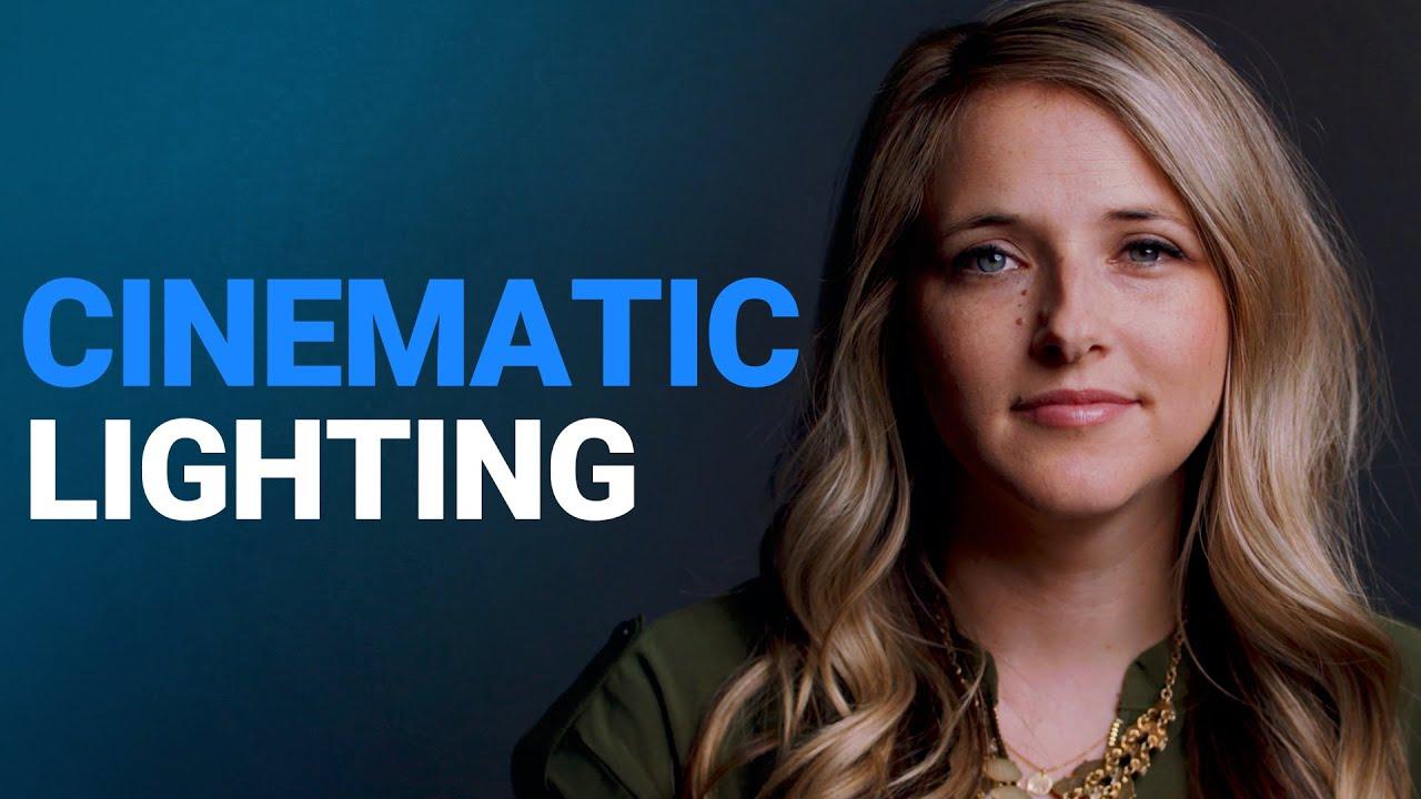 Master CINEMATIC LIGHTING - youtube