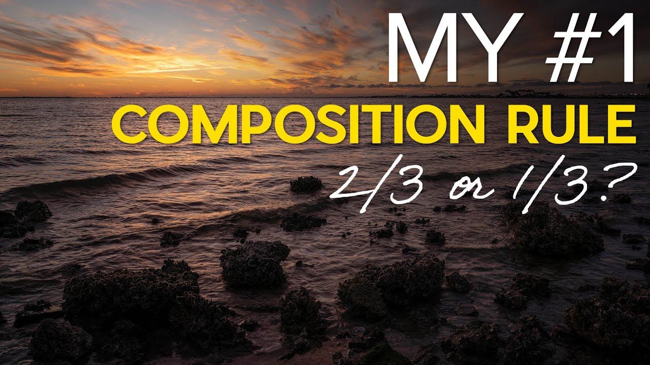 My #1 Outdoor Photography Composition Rule - youtube