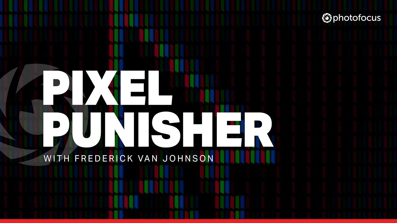 Pixel Punisher | EP01 | Curt Saunders - youtube