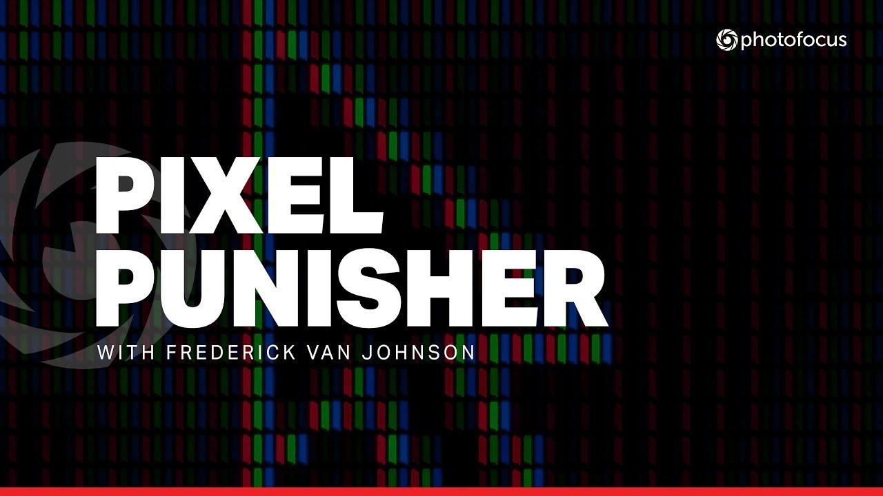 Pixel Punisher   EP01   Curt Saunders - youtube