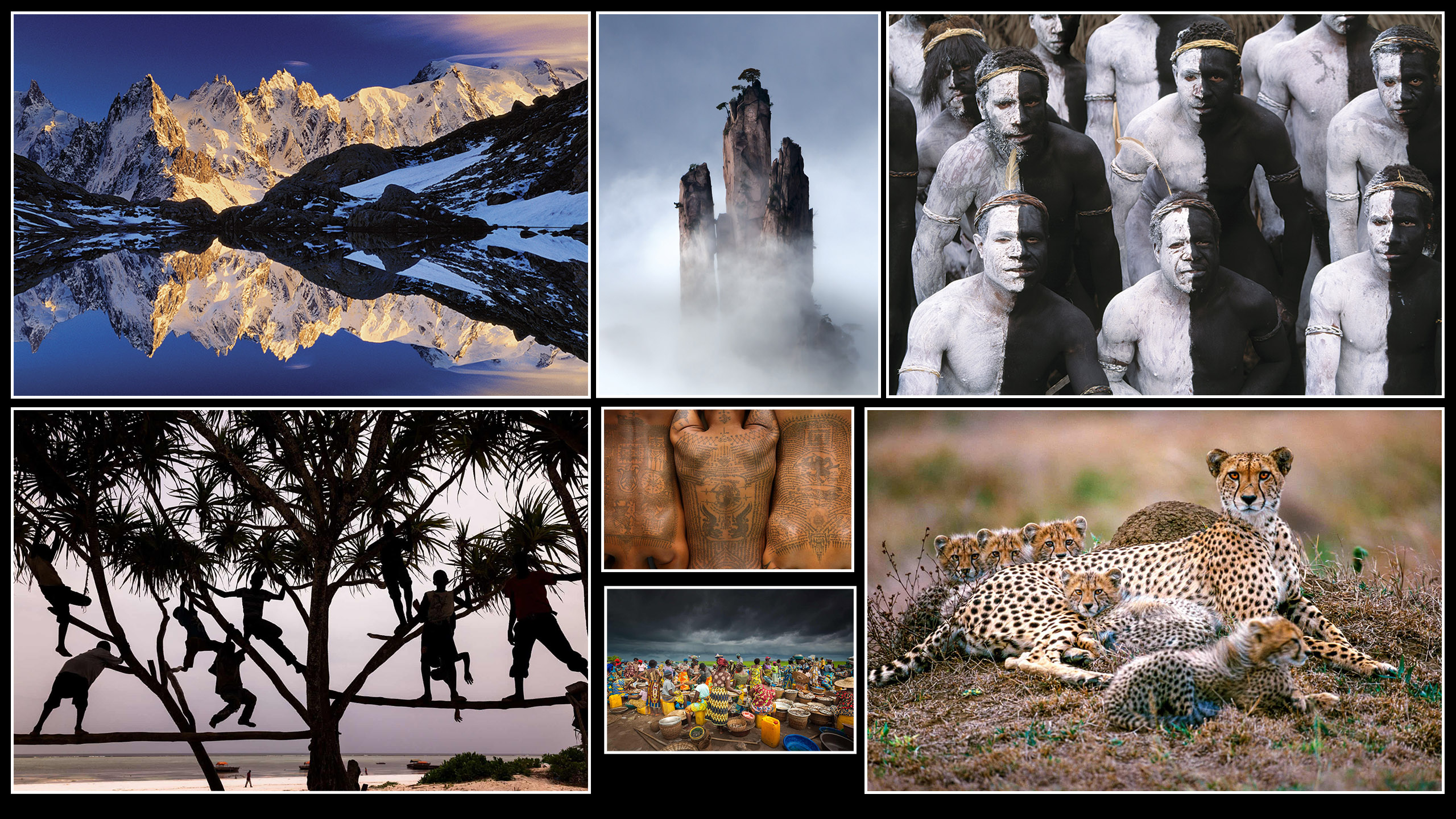 On Photography: Art Wolfe, 1951-present