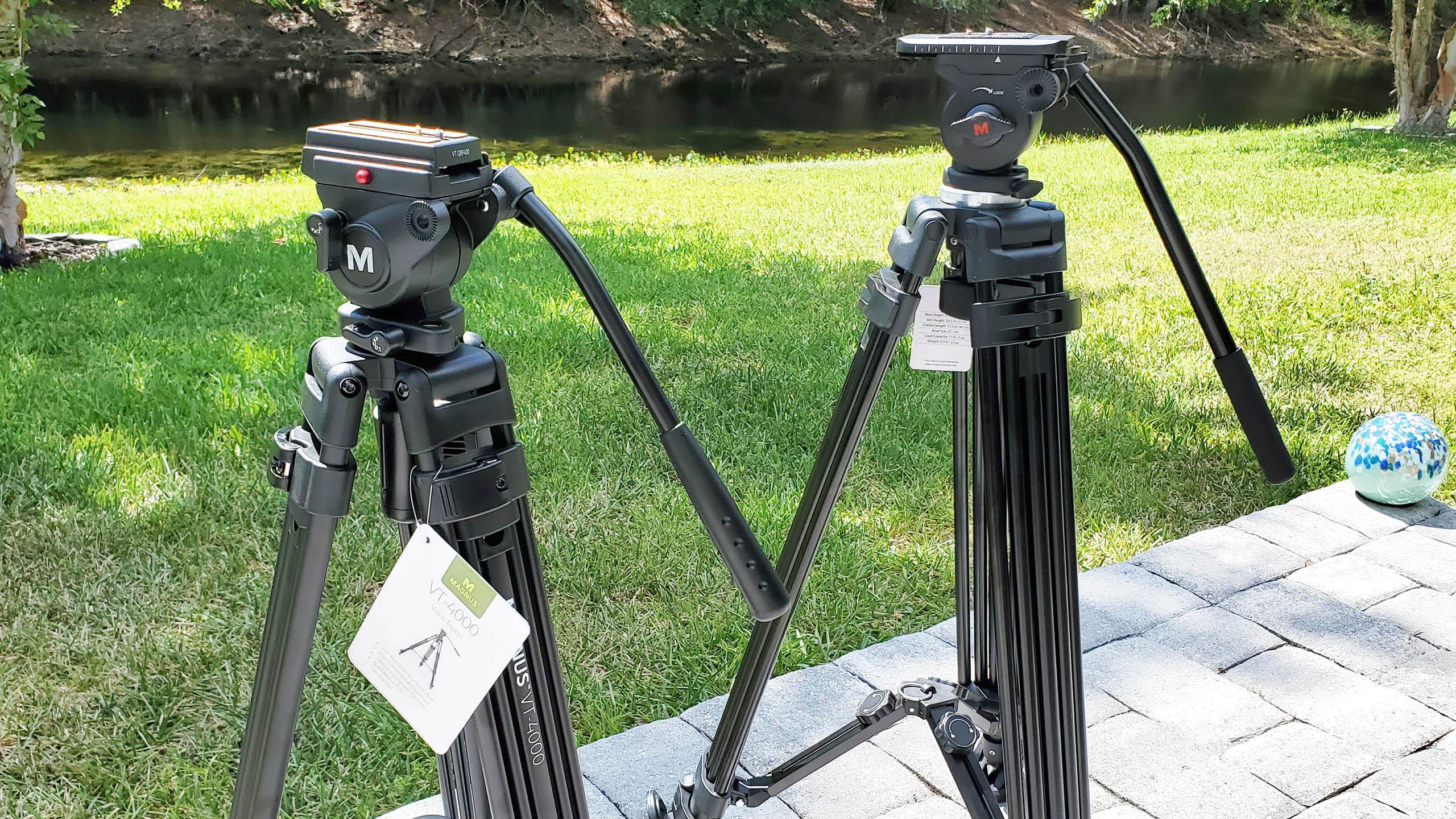 Magnus VT4000 and VT4000PRO