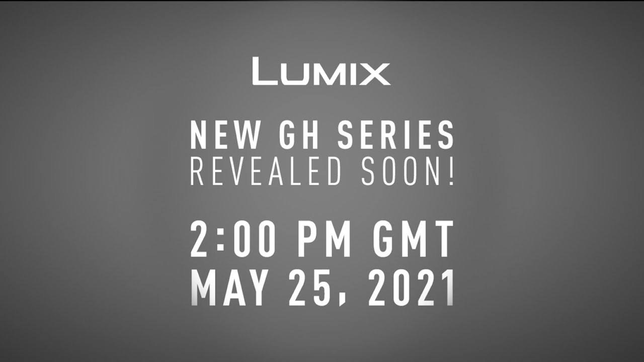 LUMIX New GH Series Launch Event - youtube
