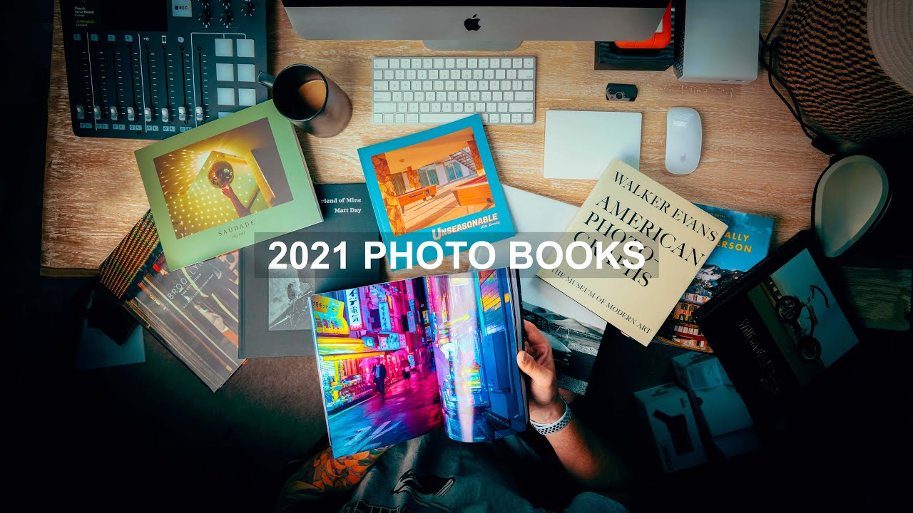 7 Photo Books You NEED To Know in 2021 - youtube