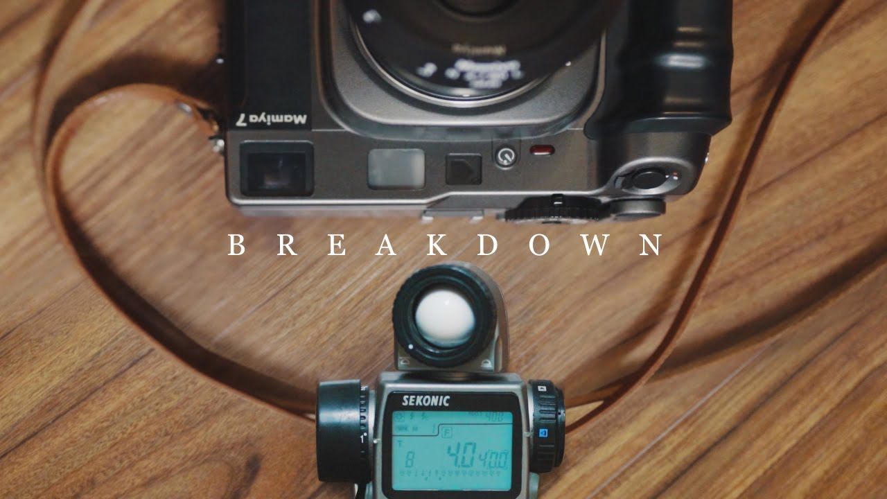 How I Meter for Film Photography - youtube