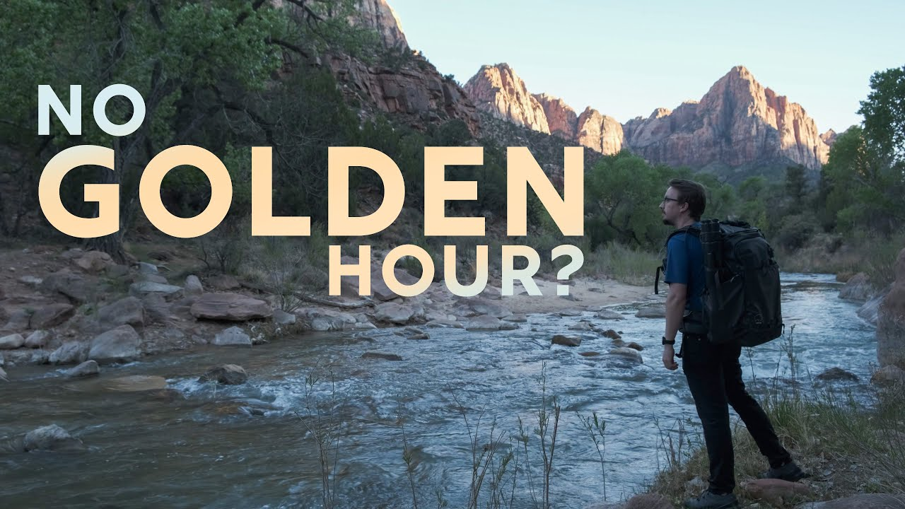 Landscape Photography in Places Without Golden Hour? - youtube